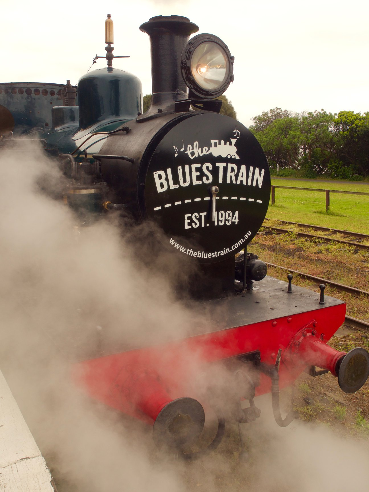 The Blues Train at Queenscliff Music Festival